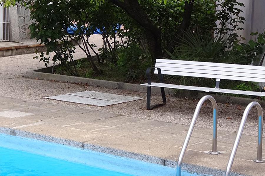 instalaciones del Colegio Mayor Moncloa