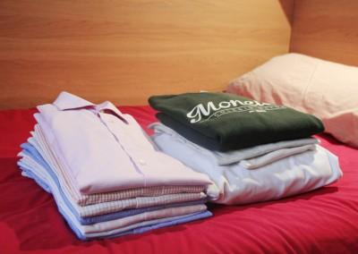 lavanderia colegio mayor moncloa