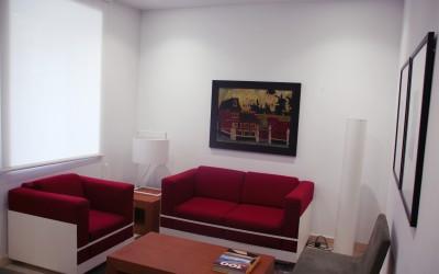 sala de visitas colegio mayor moncloa