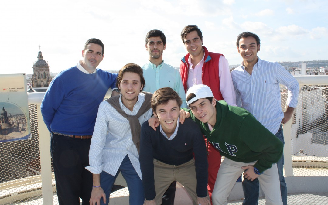 Convivencia a Cádiz y Sevilla