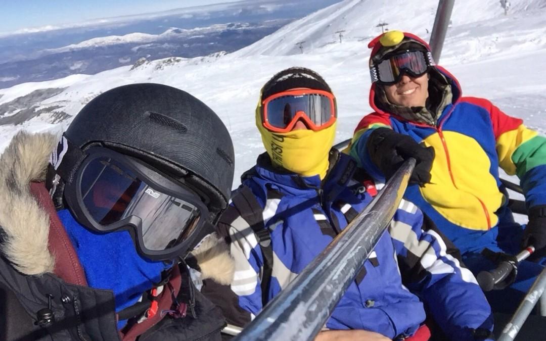 Convivencia en Marbella y convivencia de Ski en Granada