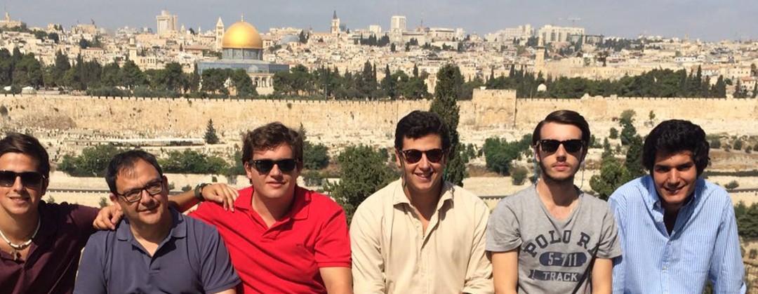 Encuentro Intercultural en Jerusalén