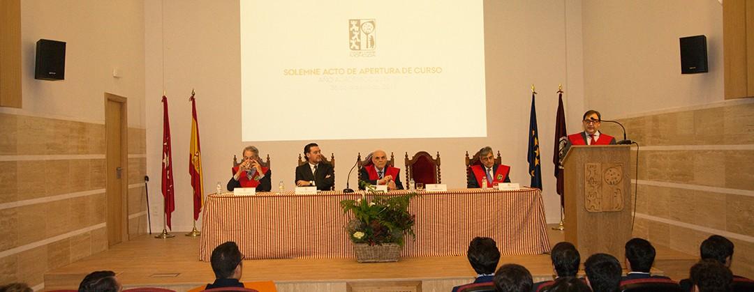 Solemne Acto Académico de Apertura de Curso 2016-2017