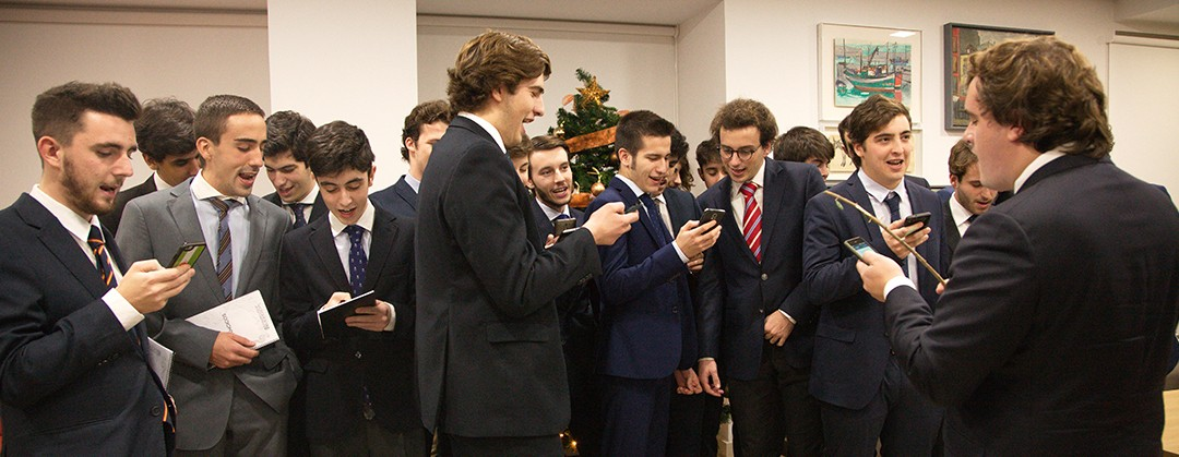 Una Navidad en el Colegio Mayor Moncloa (parte I)