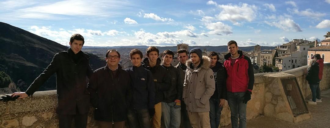Cuenca, nos encanta repetir de lo bueno