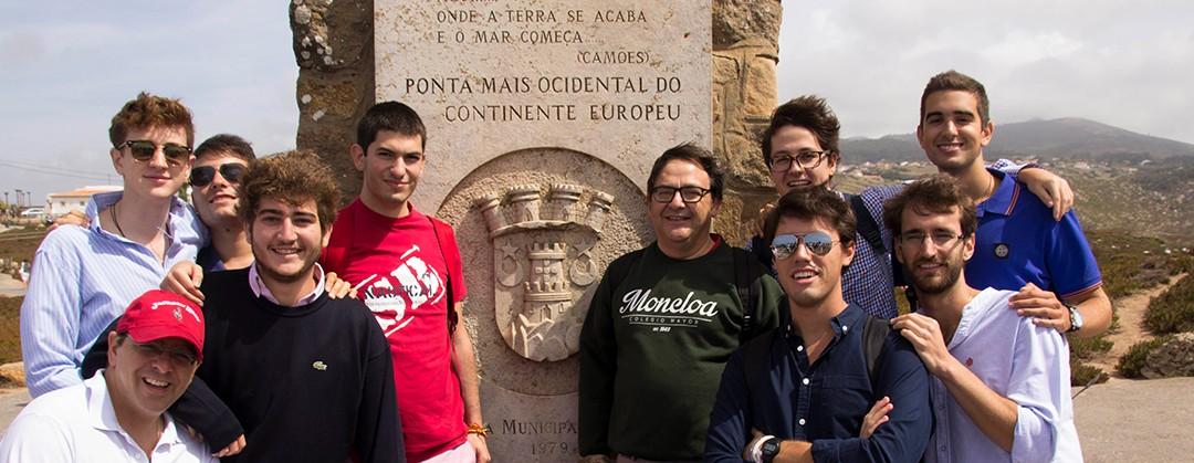 Convivencia de Becarios en Lisboa