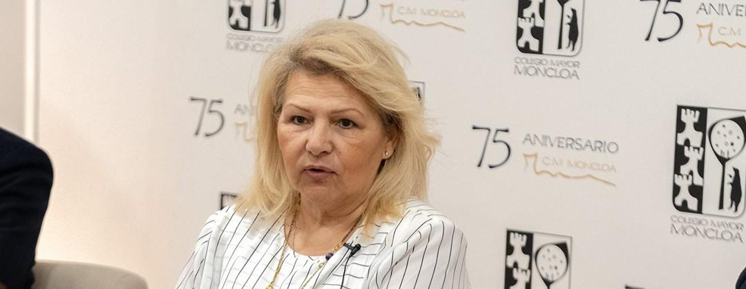Tertulia con Ángeles Pedraza