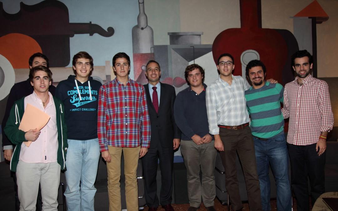 """1ª Sesión del Centro de Estudios Históricos """"Blas de Lezo"""""""