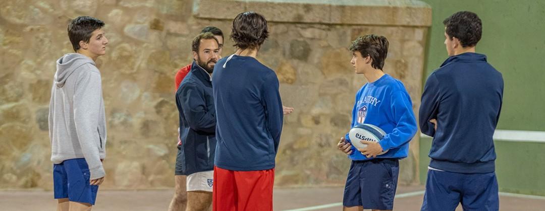 Moncloa prepara su equipo de rugby para la temporada 2019/2020