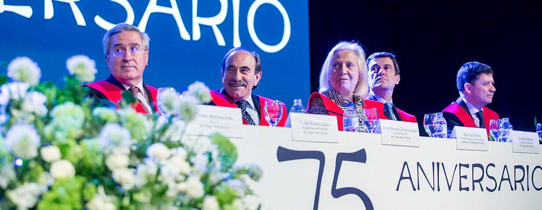75 Aniversario del Colegio Mayor Moncloa