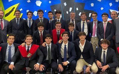 Elección de becarios y nuevo decano del Colegio Mayor Moncloa
